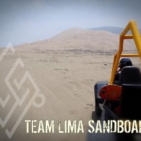sandboarding en aucallama