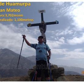 Trekking Cruz de Huamurpa Do02Nov2014