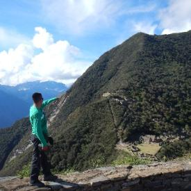 Trekking Cachora Choquequirao