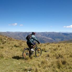 Chalhuanca en Bici
