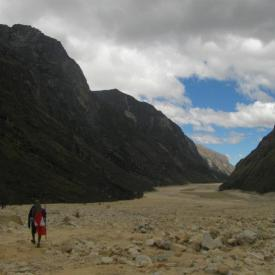 Caminando para conocer mi Peru