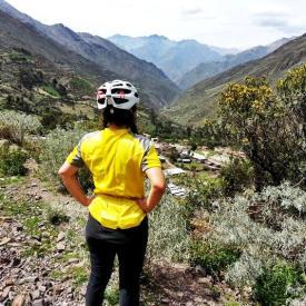 Ruta a la represa Yuracmayo