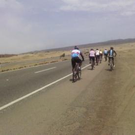 LIMA  HUARAL  LIMA  140 Km
