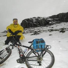 Pedaleando hacia Cerro de Pasco