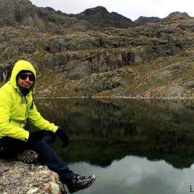 Conquistando la Laguna de Yanaulla