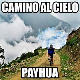 PAYHUA CAMINO AL CIELO