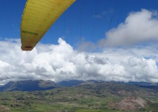 Vuelos en el Valle Sagrado de los Incas