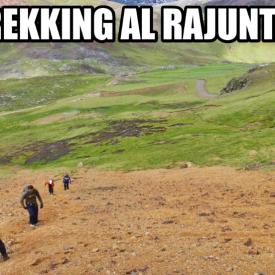 TREKKING AL RAJUNTAY
