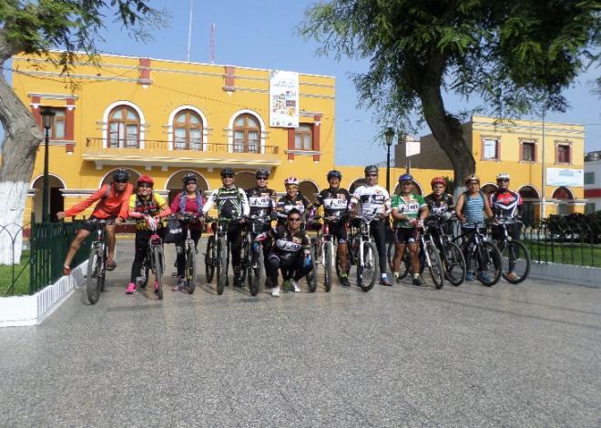 Ciclismo y Canotaje