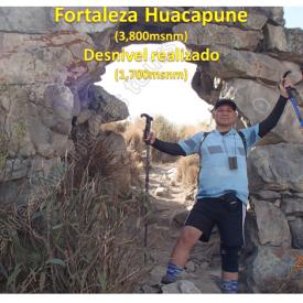 Fortaleza Huacapune