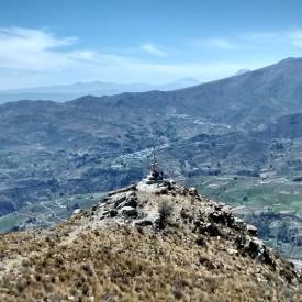 Trekking Tarata Tacna