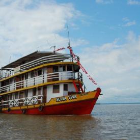 Crucero de aventura por el Amazonas