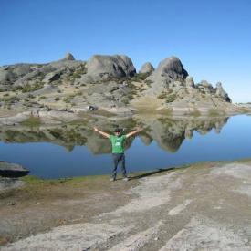 Trekking a Marcahuasi