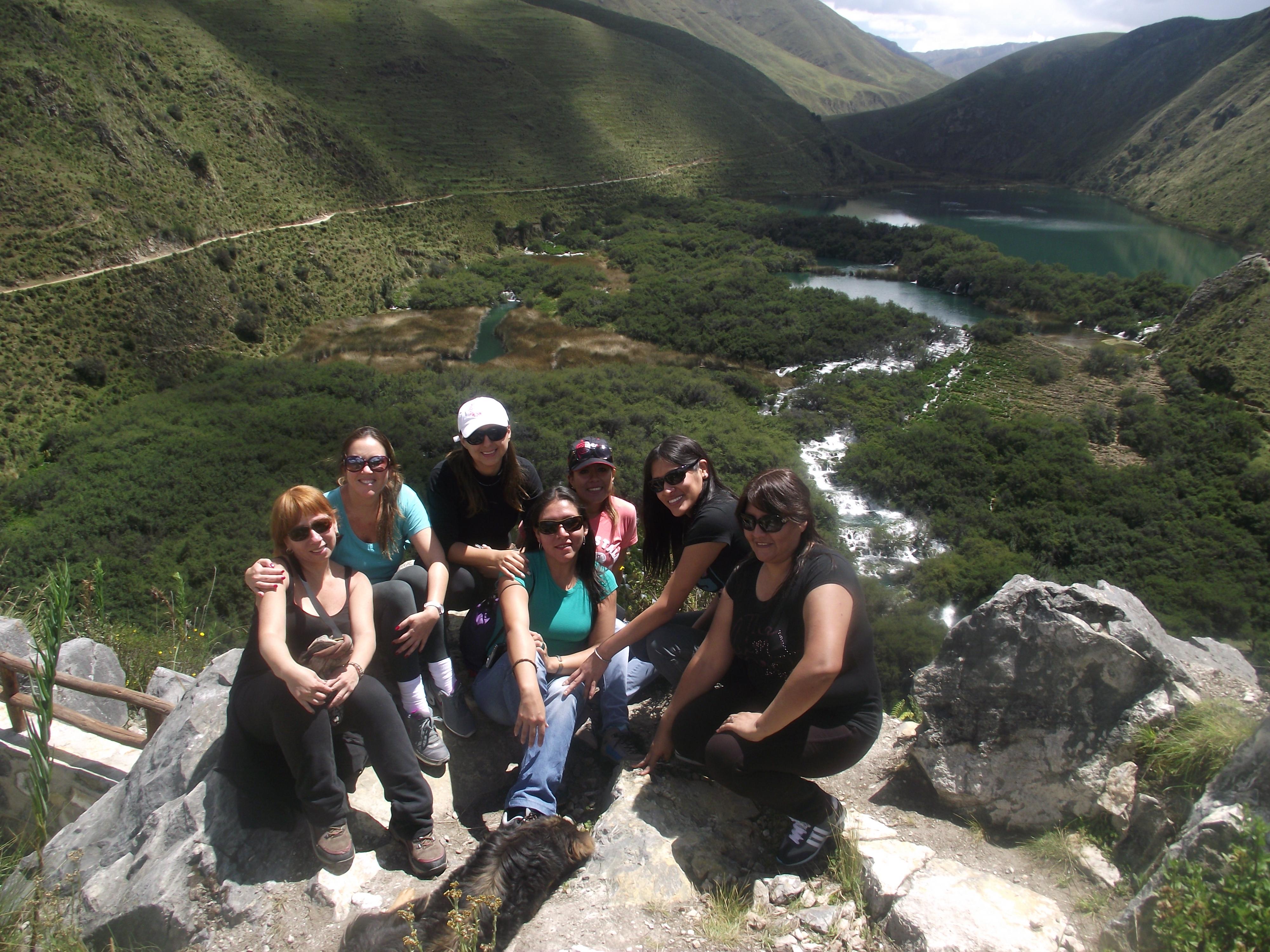 Resultado de imagen de trekking huancaya
