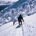 Andinismo en Cordillera de los Andes