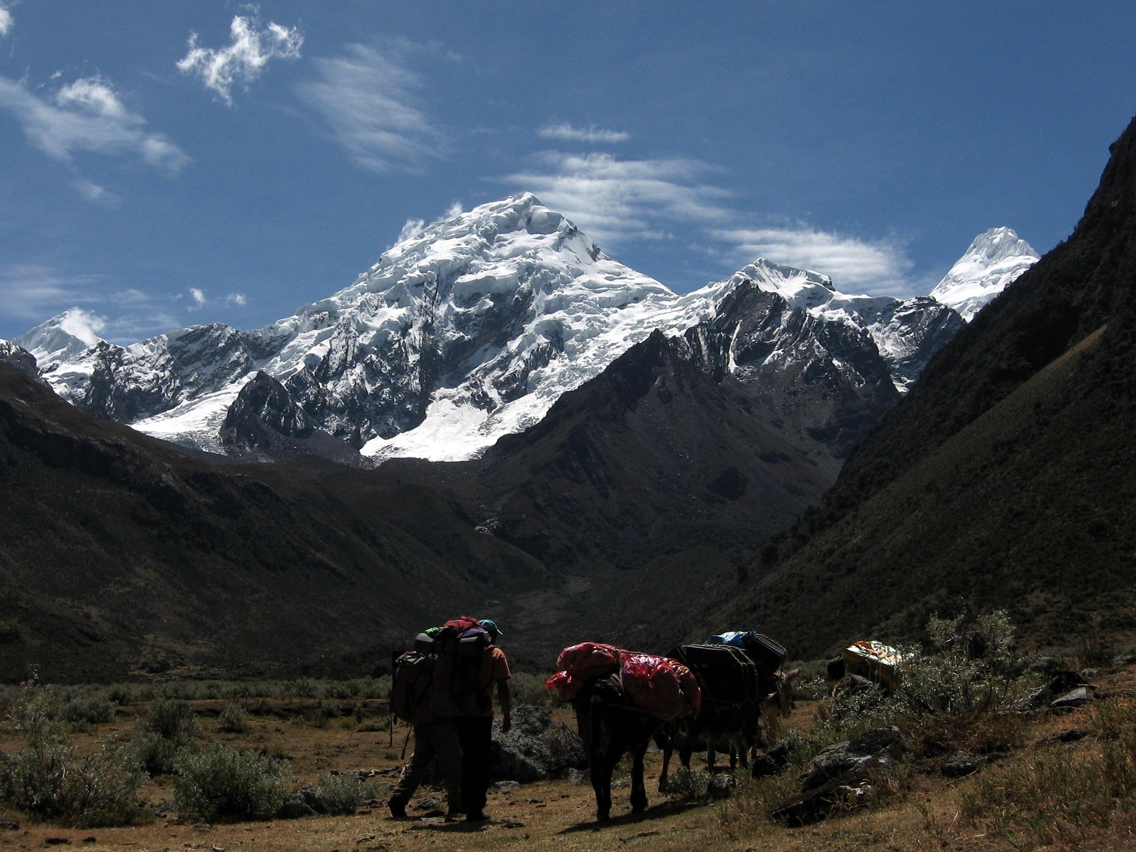Montaña Chinchey