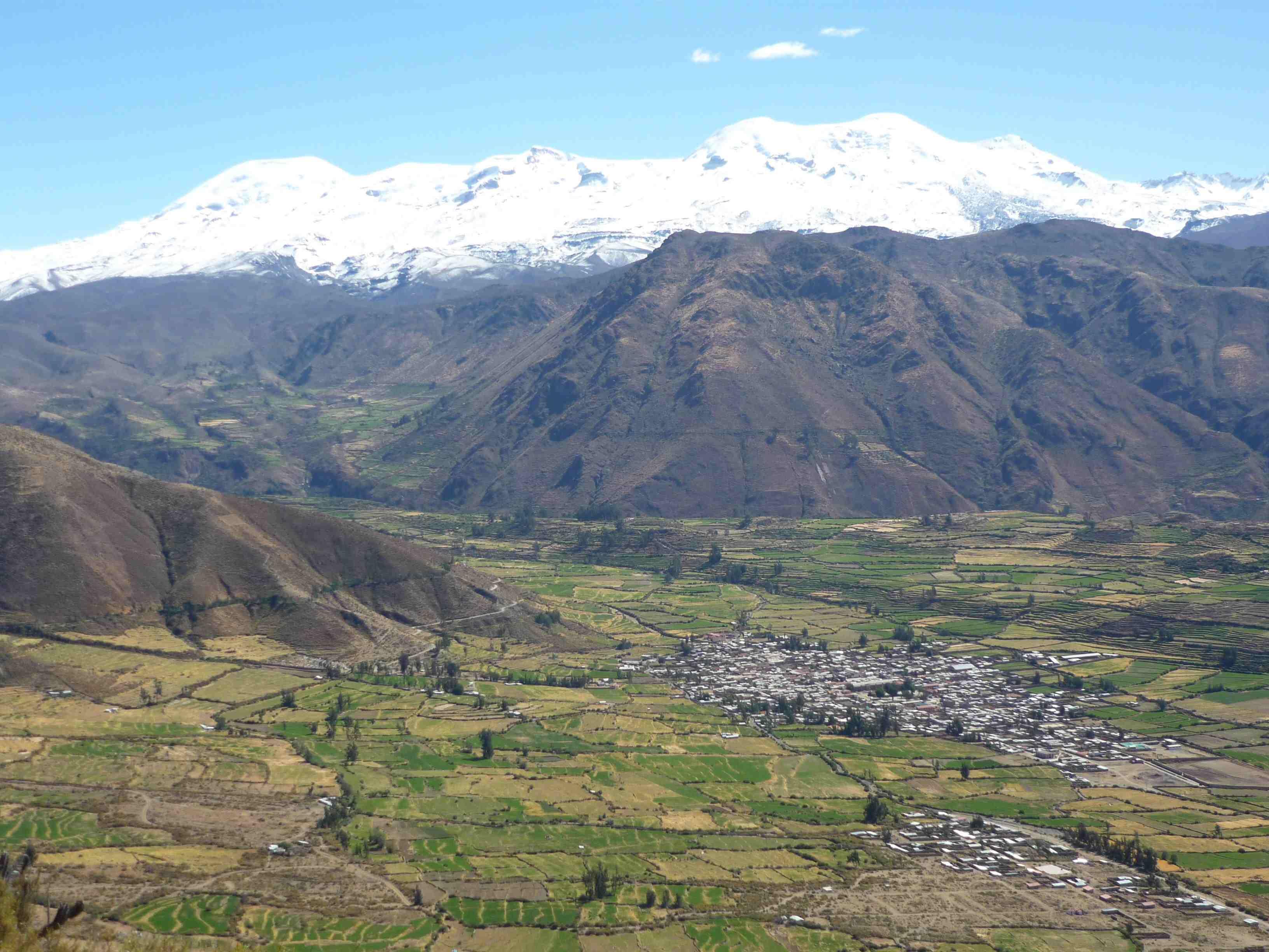 Montaña Coropuna