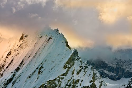Montaña Huandoy