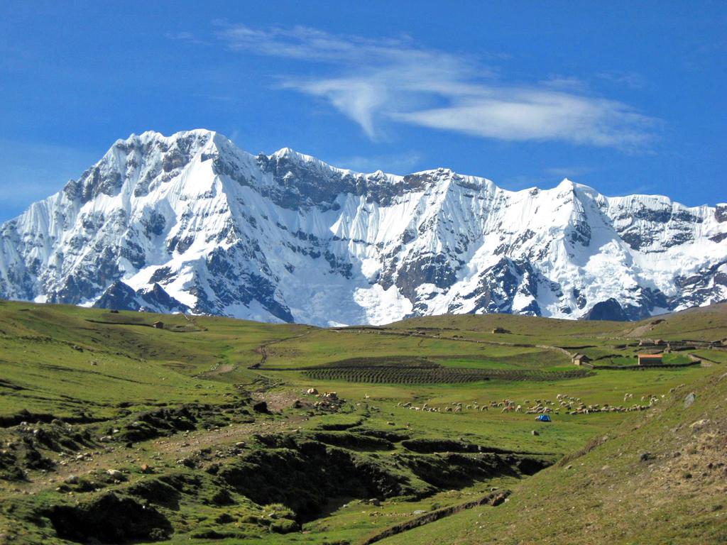 Montaña Huantsan