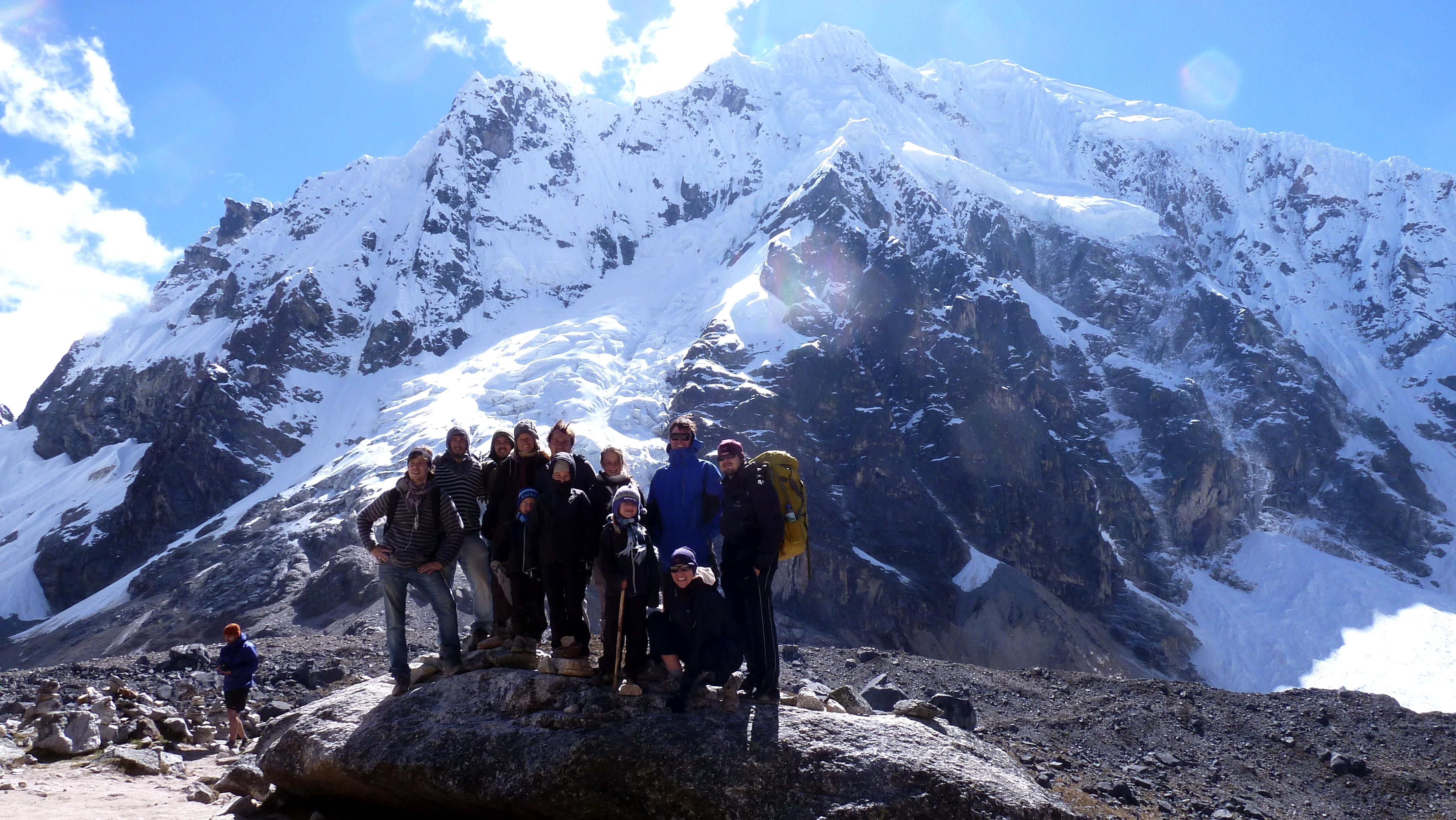 Montaña Salcantay