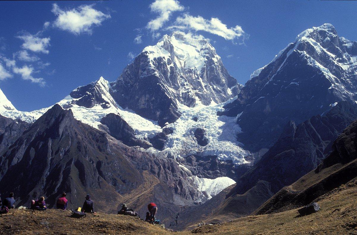 Montaña Yerupaja