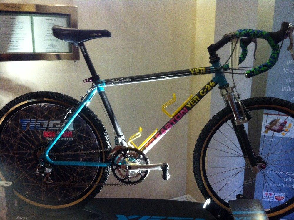 John Tomac Custom Bike