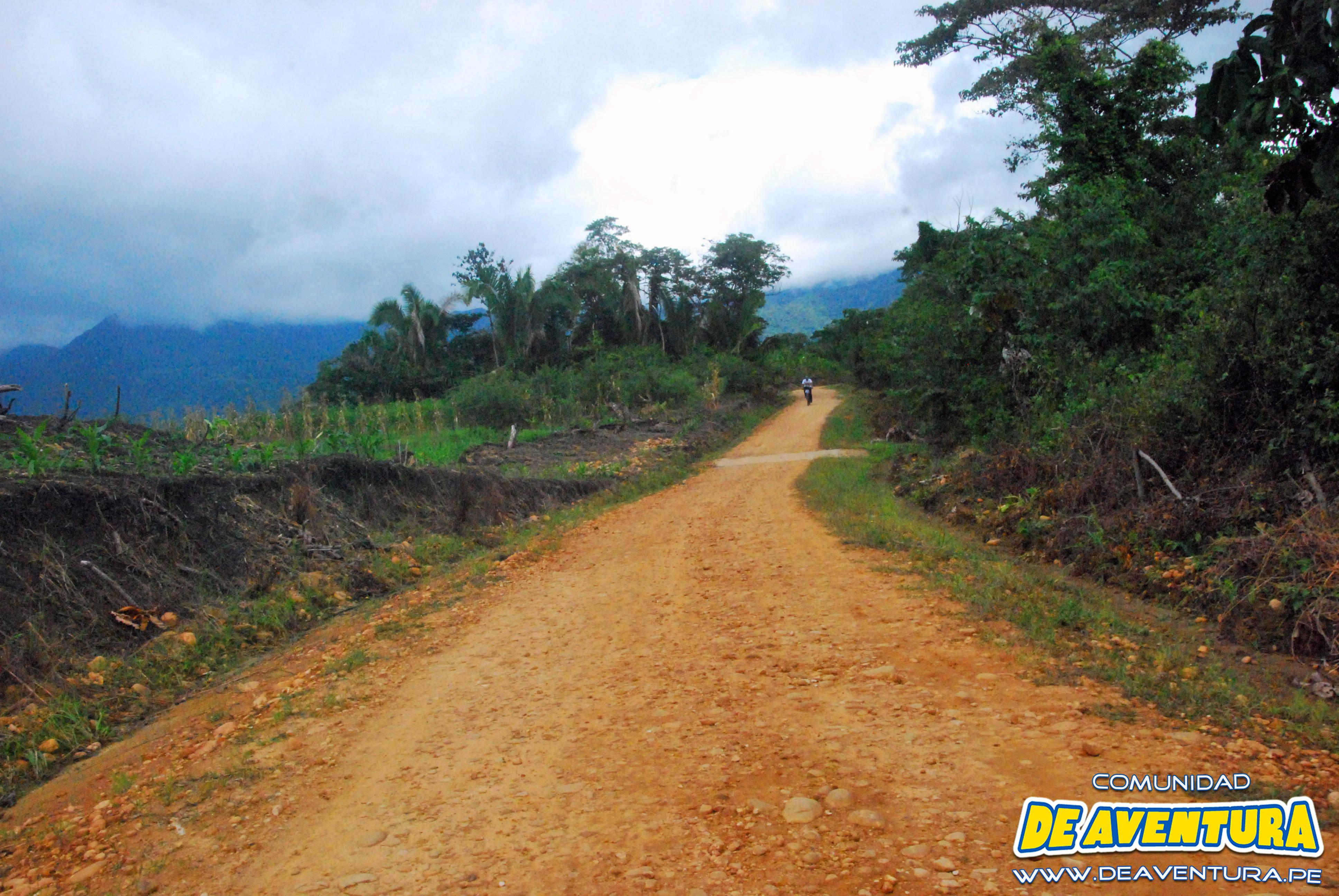 ruta rally de ciclismo