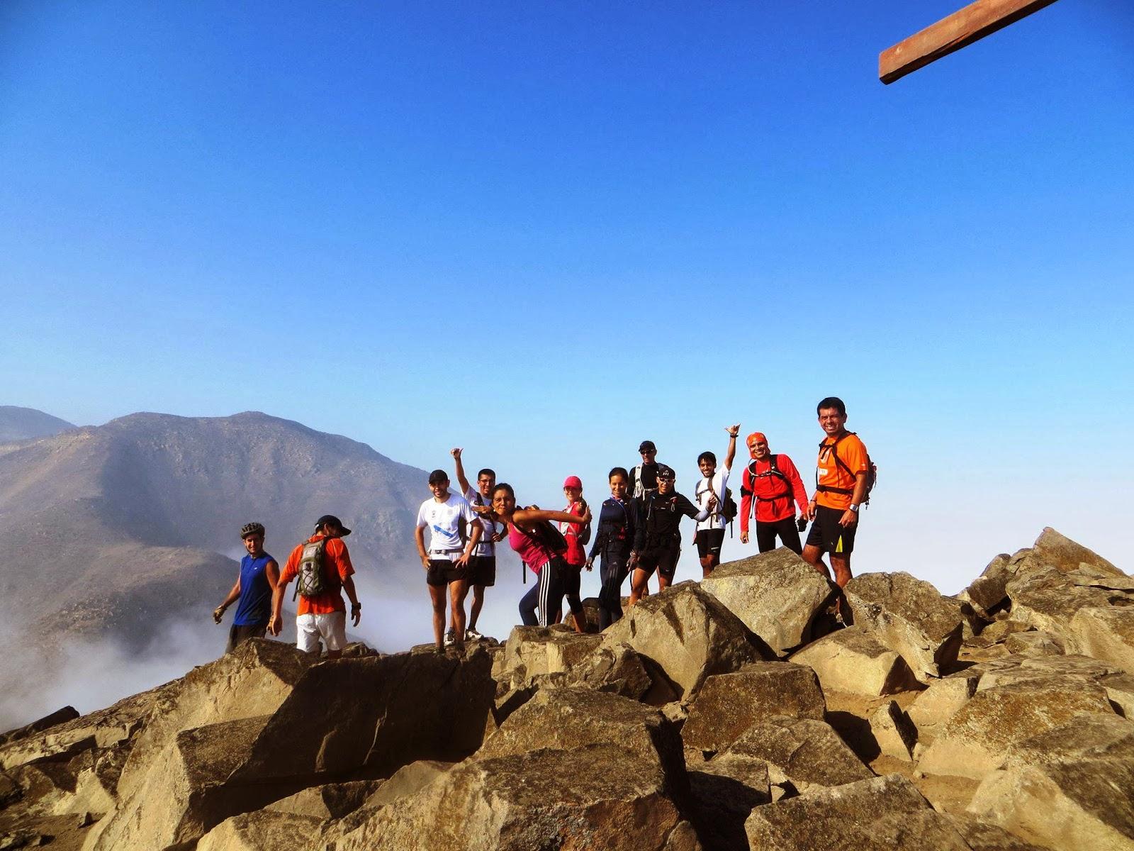 Trail running en Perú