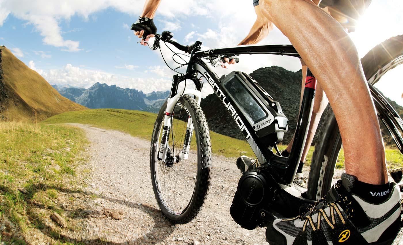 ciclismo de aventura
