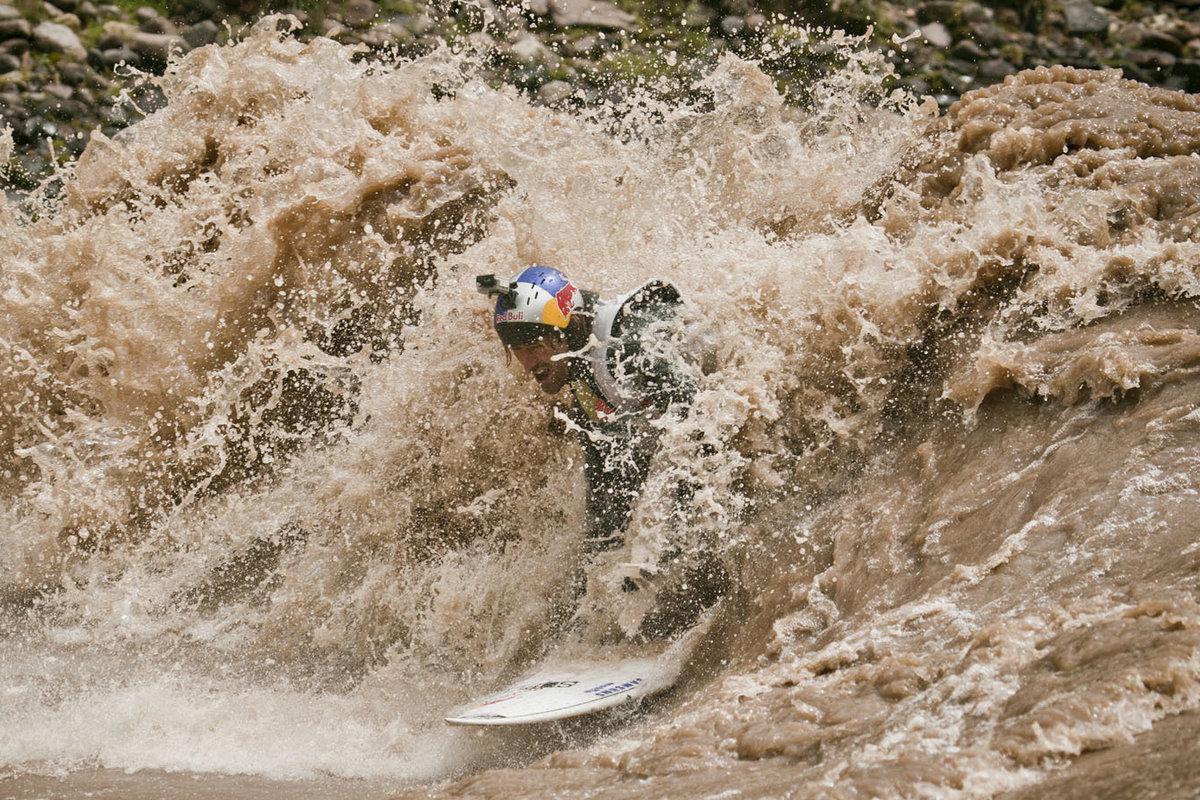 Surfing en Perú
