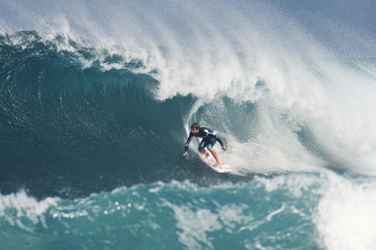 Surfer Peruano