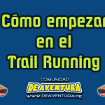 Como practicar Trail Running