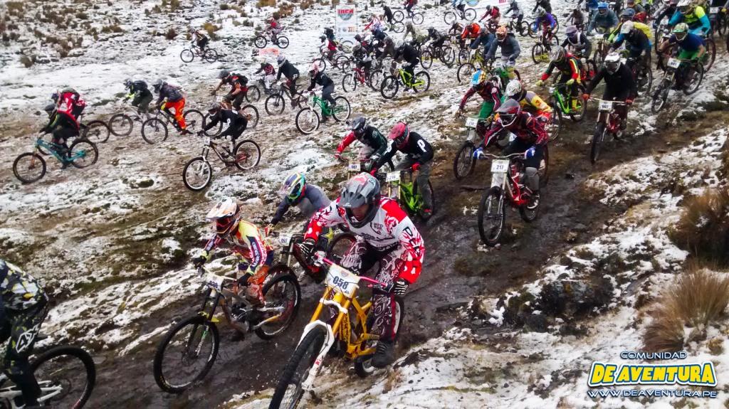Inca Avalanche 2015 - Blog del Aventurero