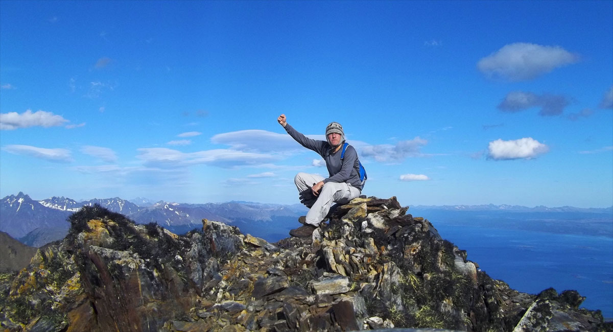 Trekking en Ushuaia