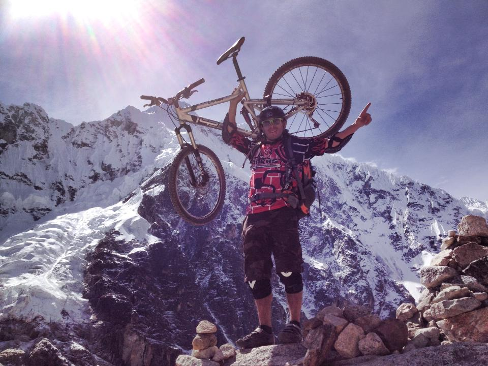 Sudamérica en Bicicleta por Peter Love
