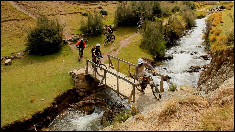 Valle de los incas por Peter Love