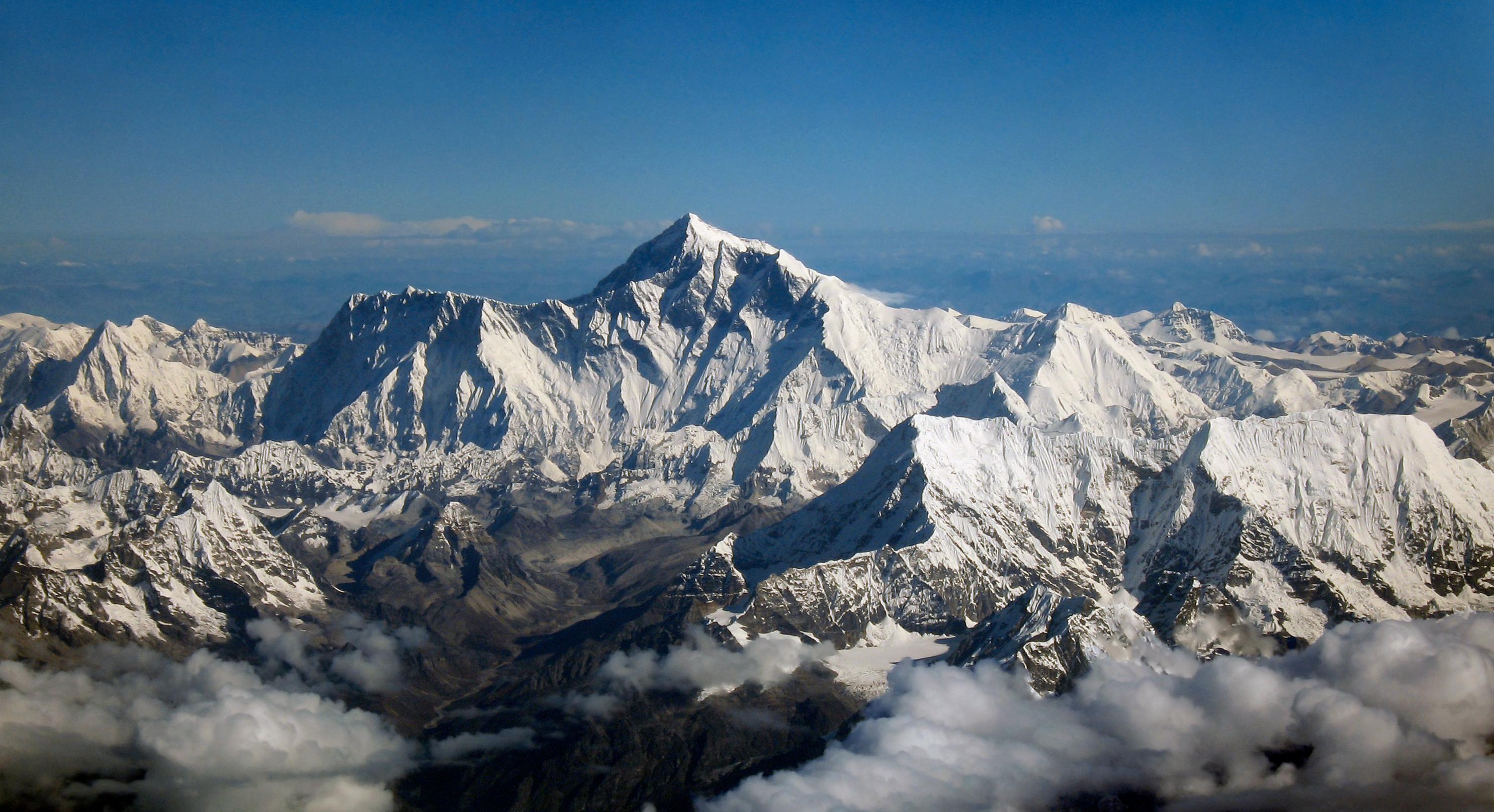 Nombres de montañas Himalayas