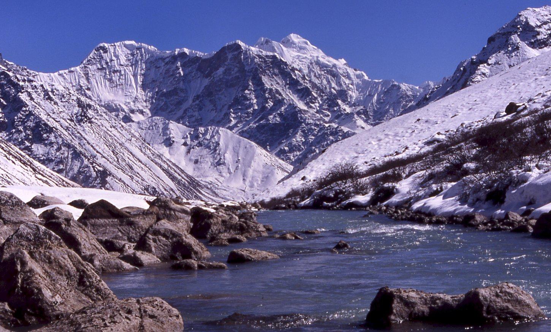 Nombres de montañas Kangchenjunga