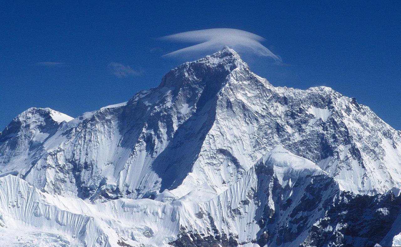 Nombres de montañas Makalu