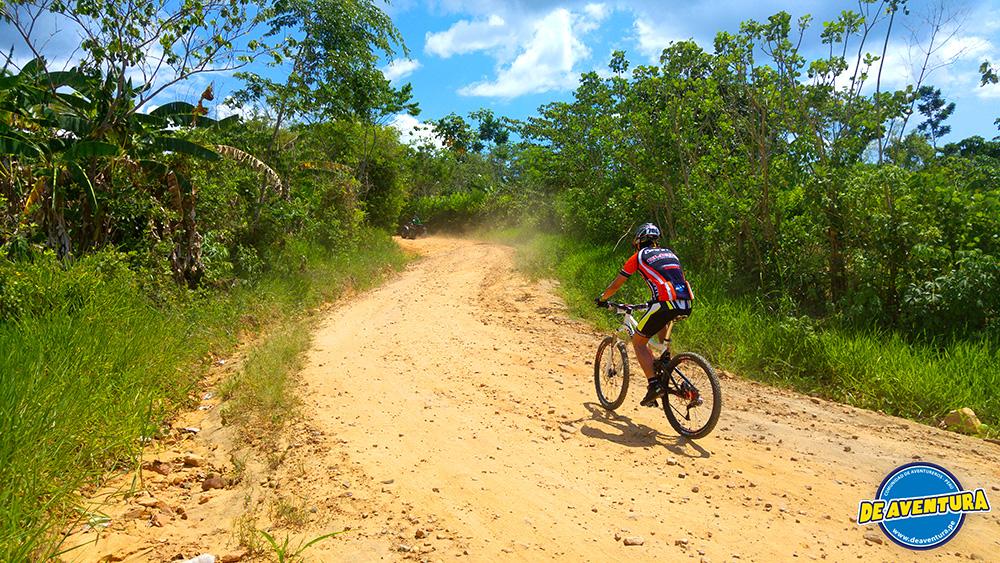 Rally de ciclismo de montaña San Roque de Cumbaza