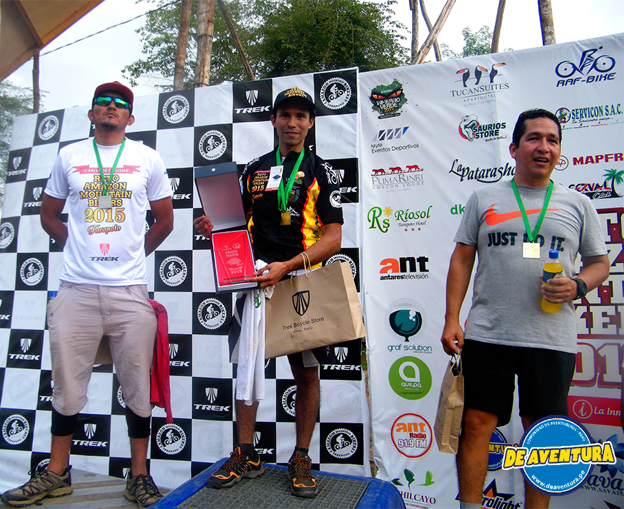 ganadores novatos-b reto amazon mountain bikers