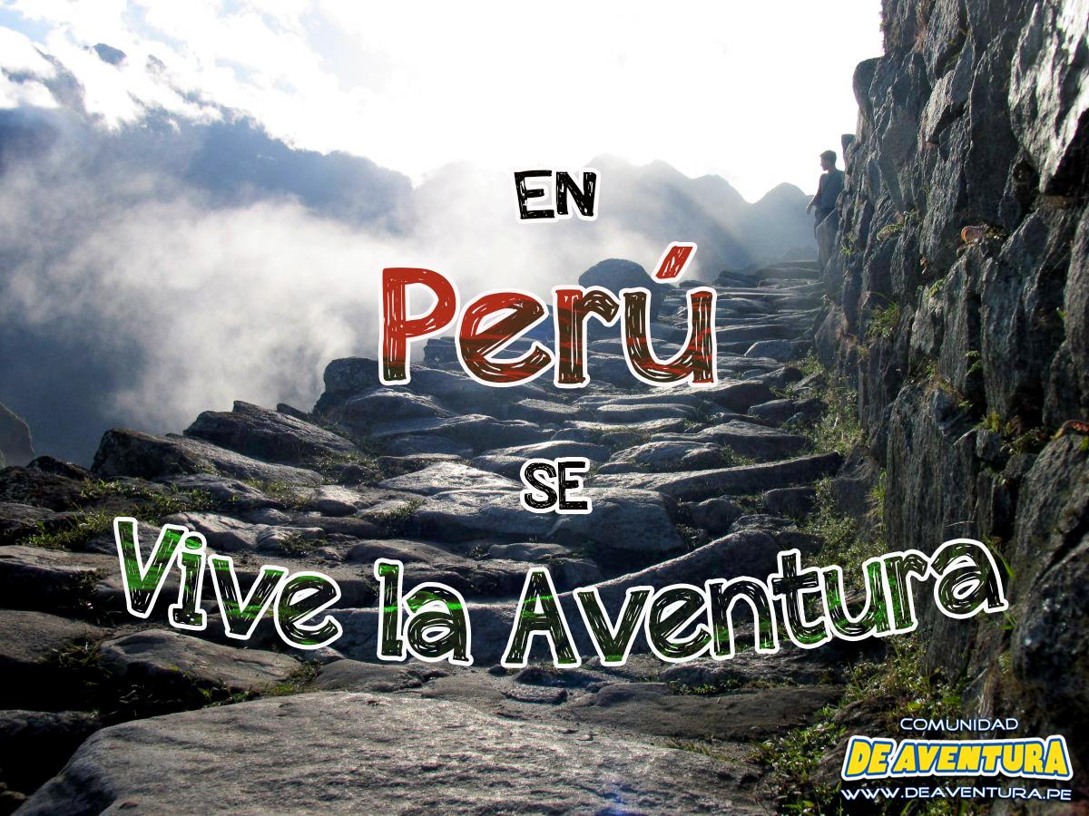 Perú, elegido como mejor lugar para hacer turismo de aventura en el 2016
