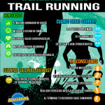Infografía Trail Running