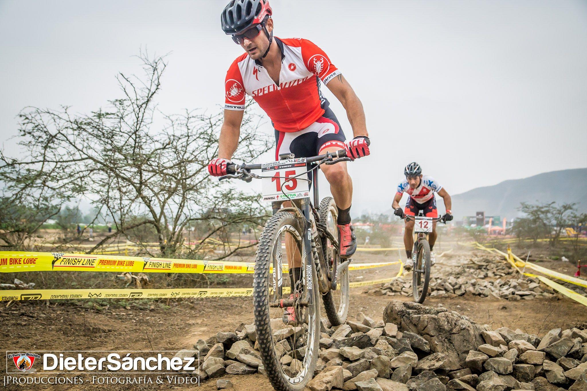 competencias de ciclismo de montaña