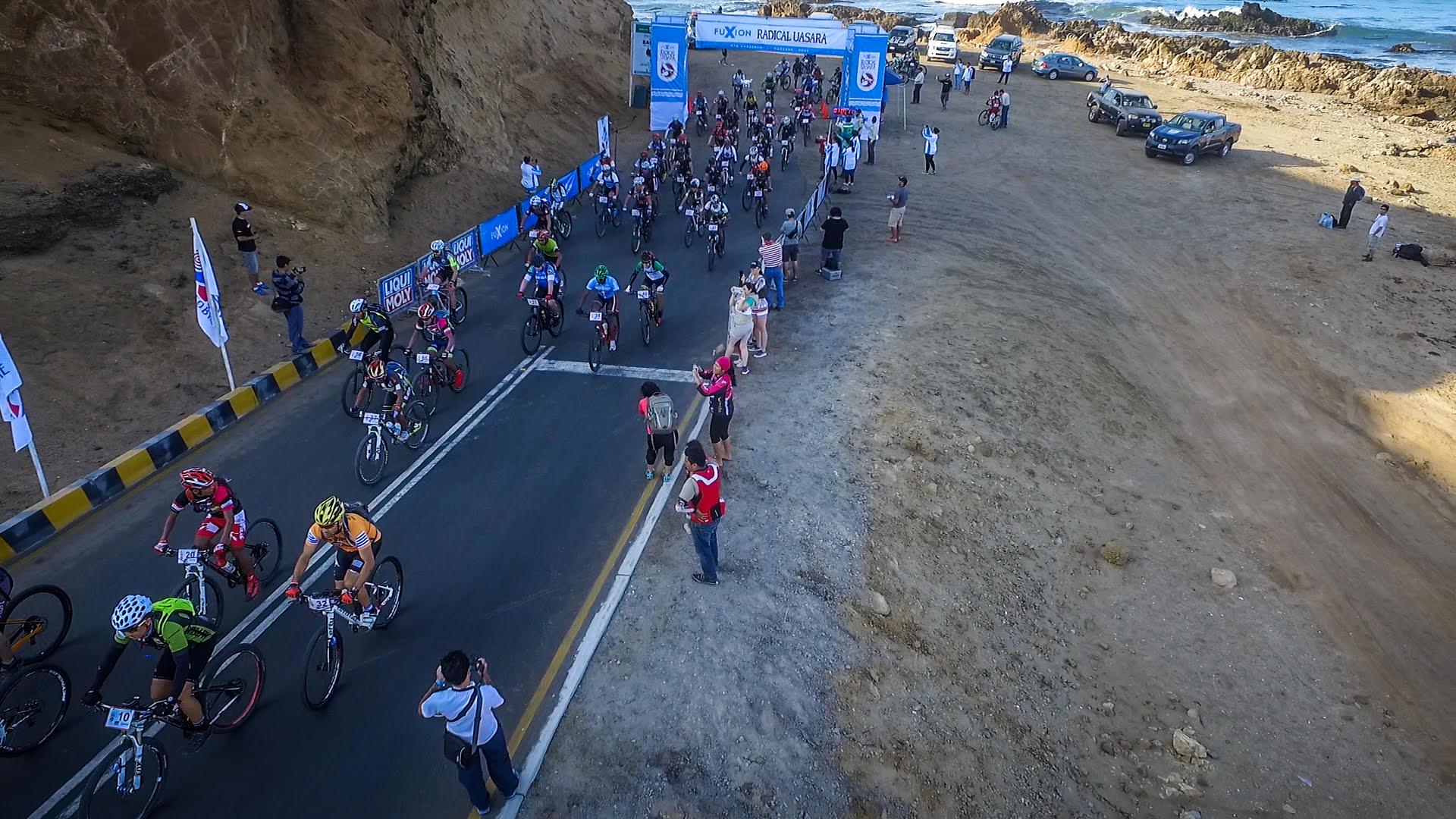 eventos de ciclismo de montaña