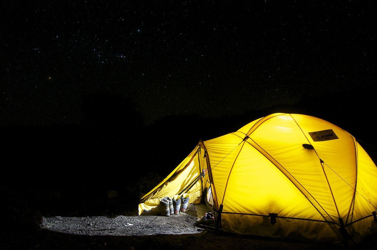 Playas para acampar en lima
