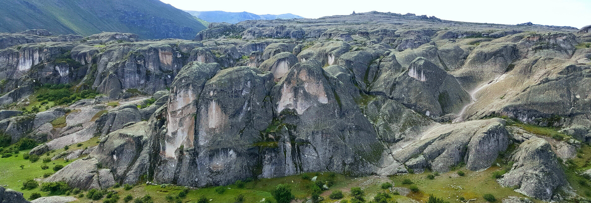 marcahuasi bosque de piedra