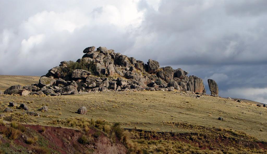 Sachapiche bosque de piedra